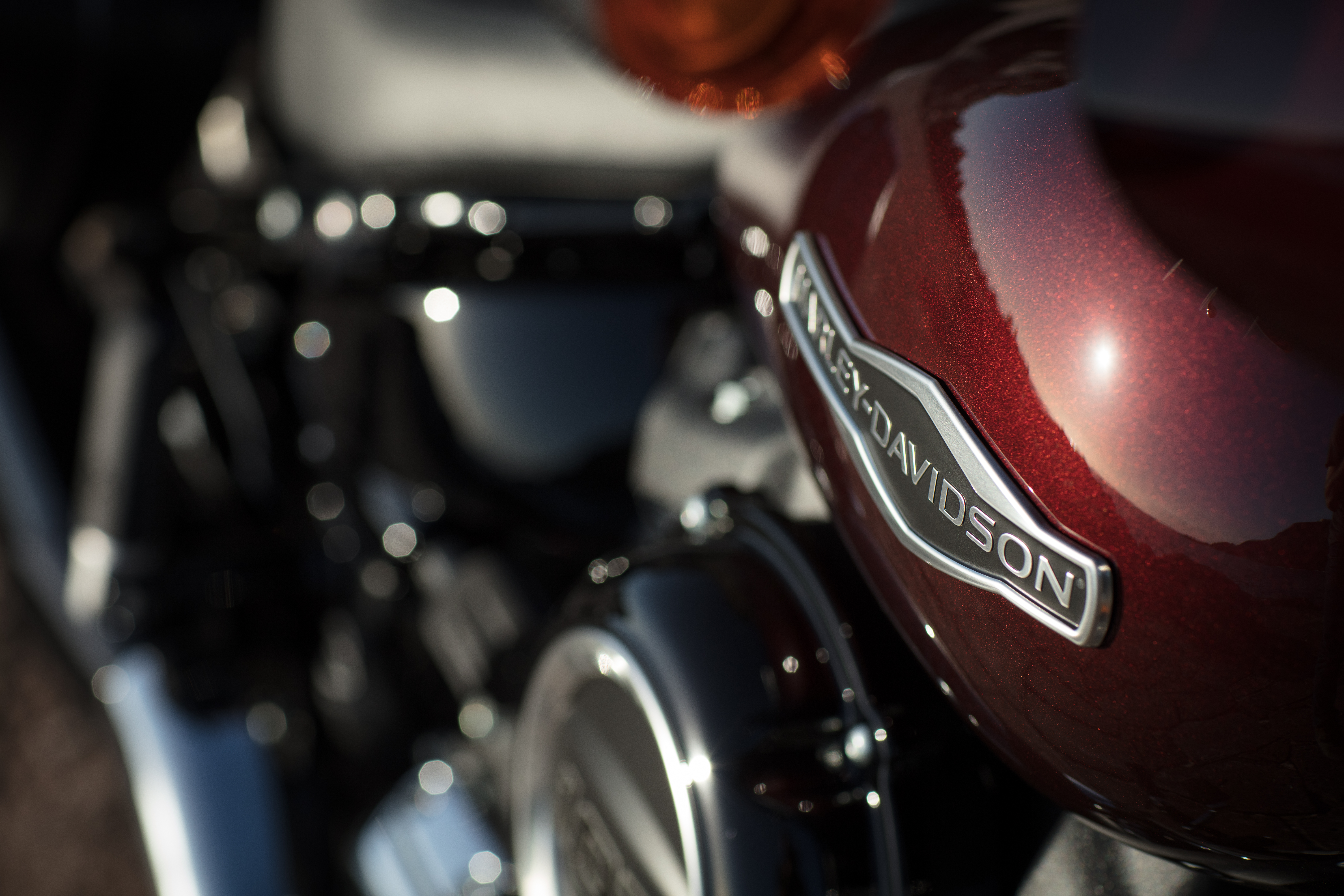 Harley-Davidson Launch The New Sport Glide - Principal Insurance